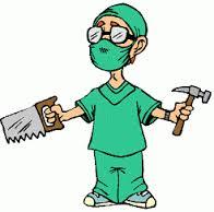 جوک انگلیسی فارسی : جراح